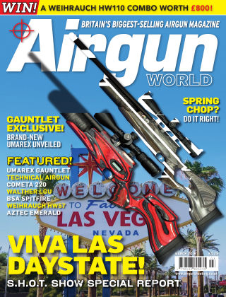 Airgun World March 2018