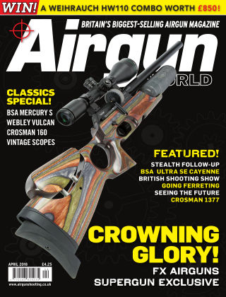 Airgun World April 2018
