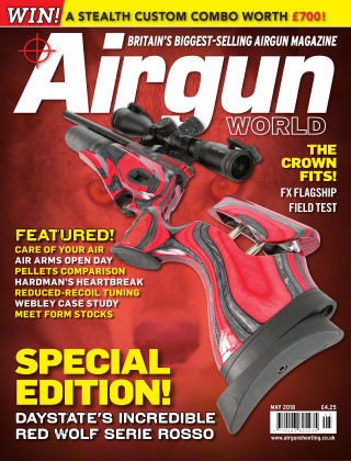 Airgun World May 2018