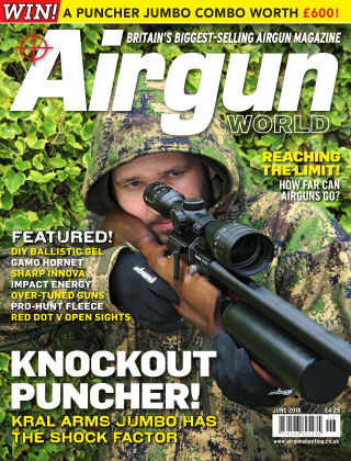 Airgun World June 2018
