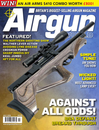 Airgun World July 2018