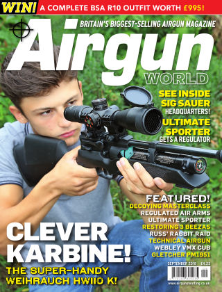 Airgun World September 2018