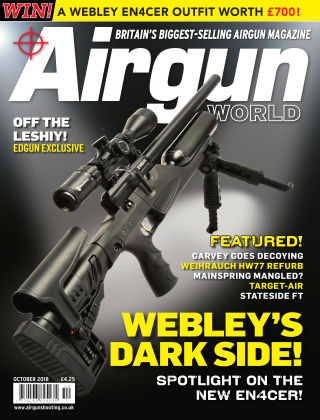 Airgun World October 2018