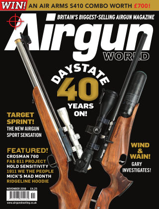 Airgun World November 2018