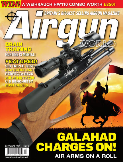 Airgun World Subscription Best Offer With Readly