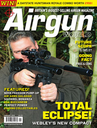 Airgun World January 2019