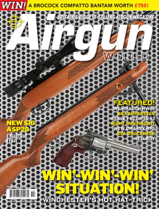 Airgun World February 2019
