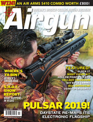 Airgun World March 2019