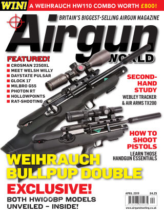 Airgun World April 2019