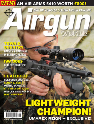 Airgun World May 2019