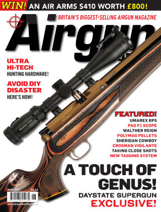 Airgun World June 2019