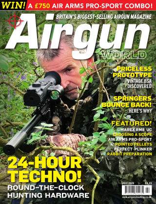 Airgun World July 2019