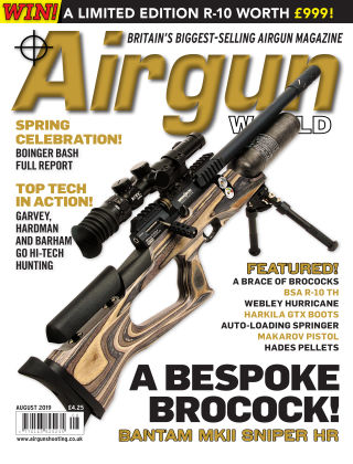 Airgun World August 2019