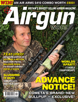 Airgun World September 2019