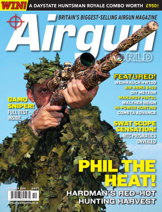 Airgun World October 2019