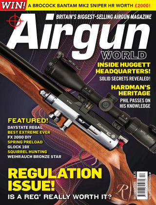 Airgun World December 2019