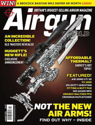 Airgun World January 2020
