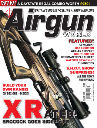 Airgun World March 2020