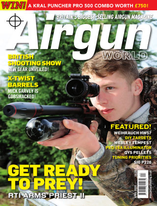 Airgun World April 2020