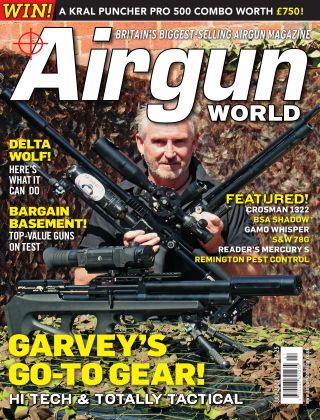 Airgun World July 2020