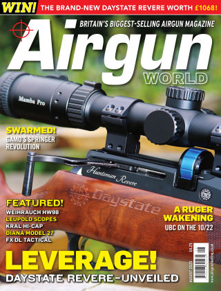 Airgun World August 2020