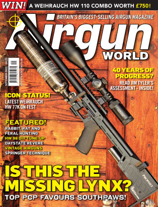 Airgun World September 2020