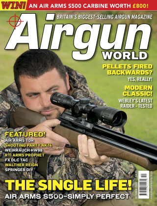 Airgun World October 2020