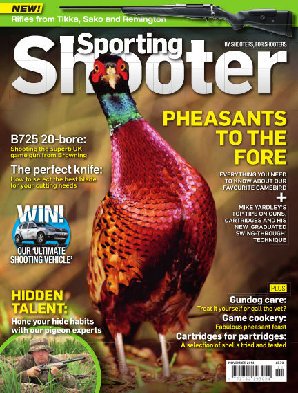 Sporting Shooter September 24, 2014 00:00