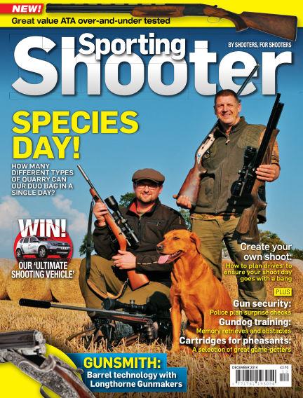 Sporting Shooter October 29, 2014 00:00