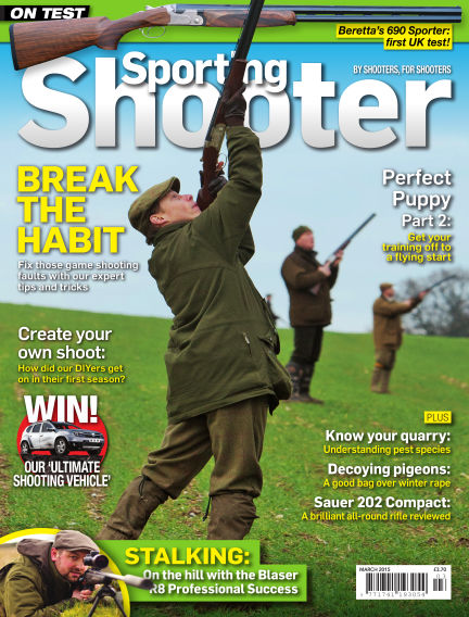 Sporting Shooter January 28, 2015 00:00