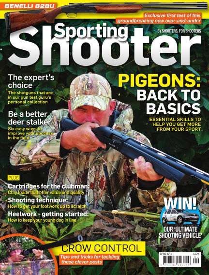 Sporting Shooter February 25, 2015 00:00