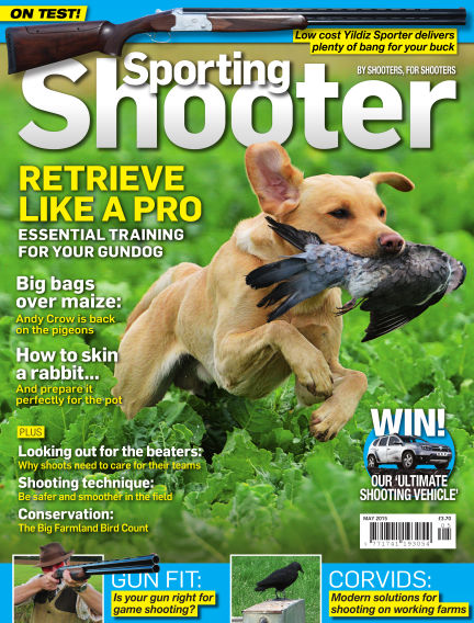 Sporting Shooter March 25, 2015 00:00
