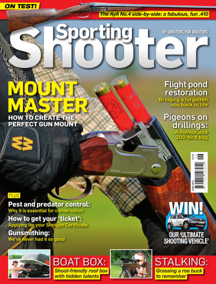 Sporting Shooter April 29, 2015 00:00