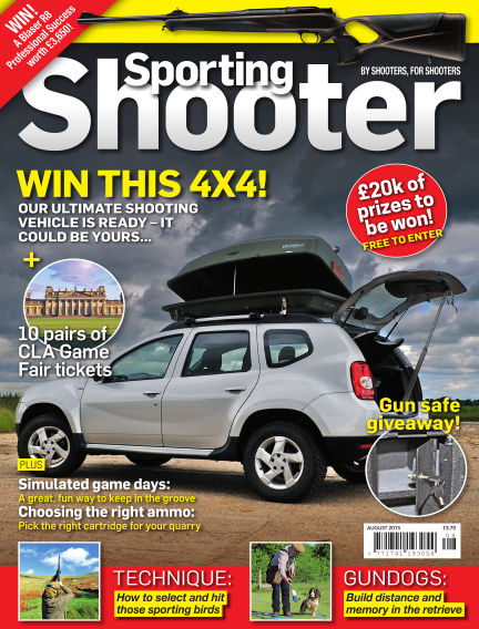 Sporting Shooter June 24, 2015 00:00