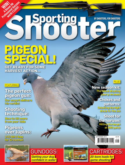 Sporting Shooter July 29, 2015 00:00