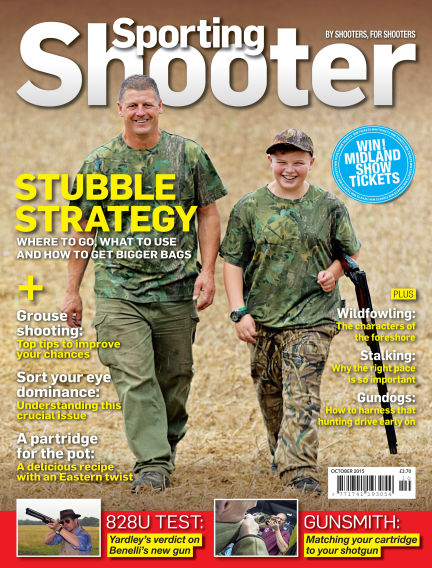 Sporting Shooter August 26, 2015 00:00