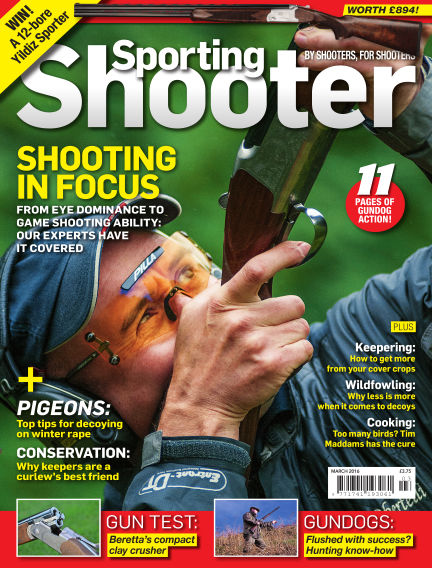 Sporting Shooter February 03, 2016 00:00