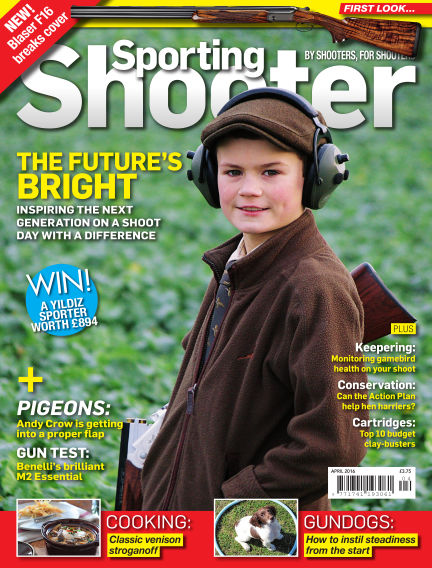 Sporting Shooter March 02, 2016 00:00