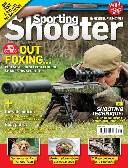 Sporting Shooter April 27, 2016 00:00