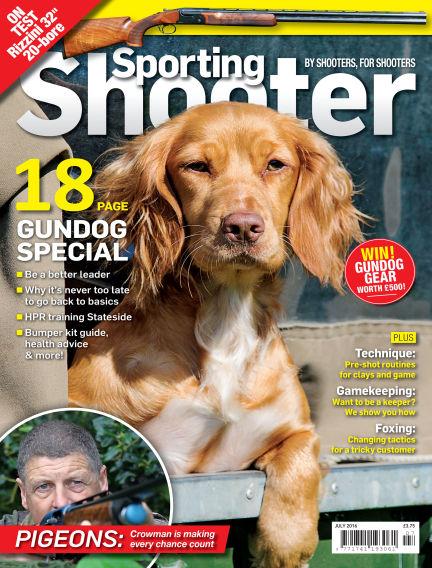 Sporting Shooter May 25, 2016 00:00