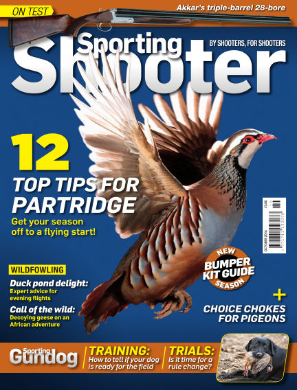 Sporting Shooter August 31, 2016 00:00