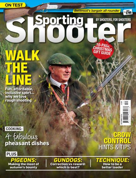 Sporting Shooter November 02, 2016 00:00