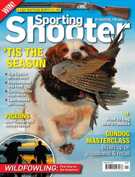 Sporting Shooter November 30, 2016 00:00