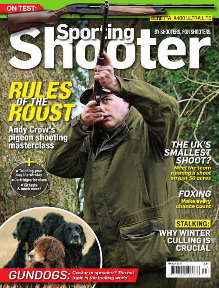 Sporting Shooter February 01, 2017 00:00