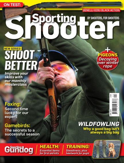 Sporting Shooter March 01, 2017 00:00
