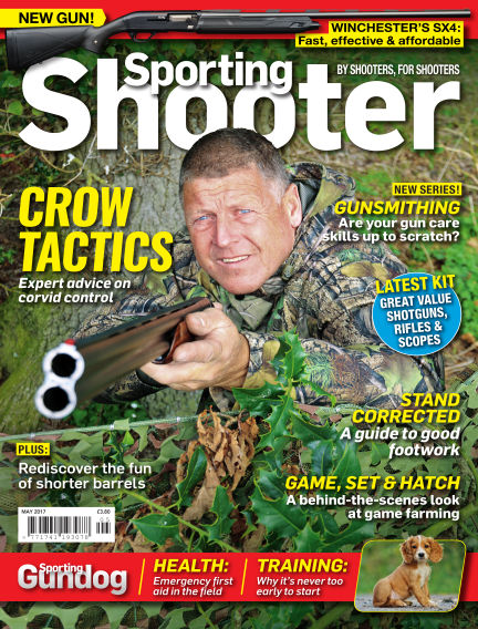 Sporting Shooter March 29, 2017 00:00