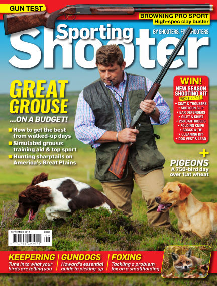 Sporting Shooter July 26, 2017 00:00