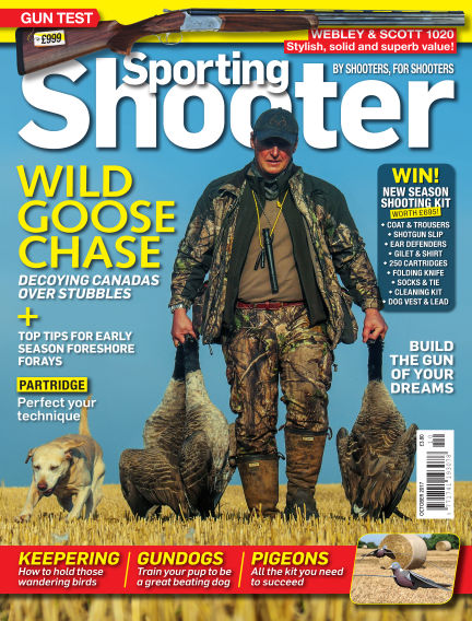 Sporting Shooter August 30, 2017 00:00