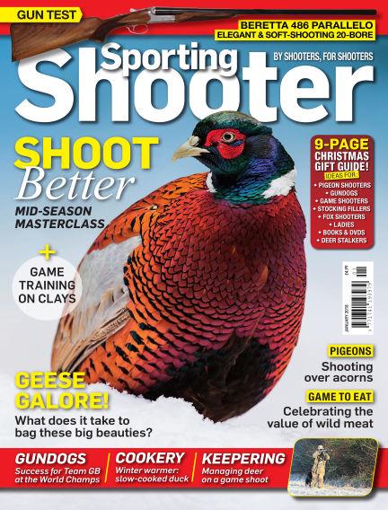 Sporting Shooter November 29, 2017 00:00