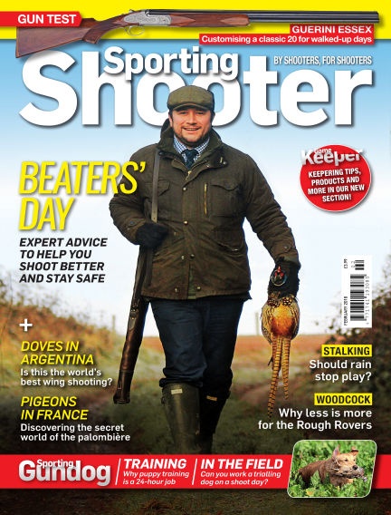 Sporting Shooter January 03, 2018 00:00